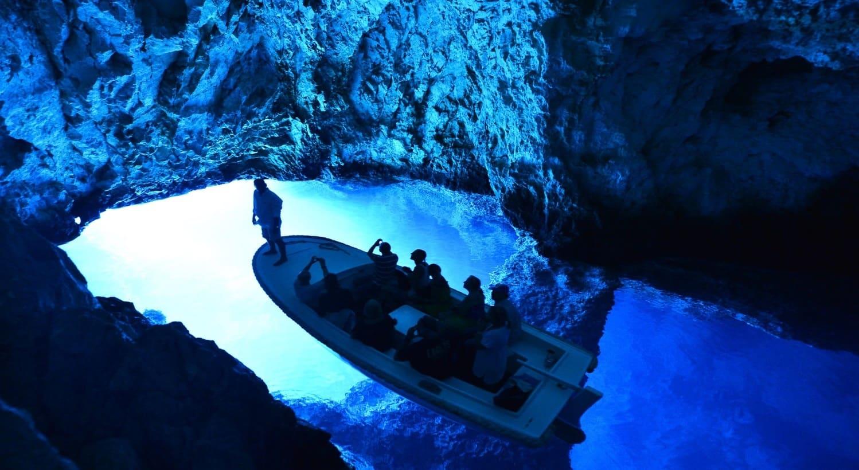 Blue Cave Tour Private Boat Tour 5 Island Tour
