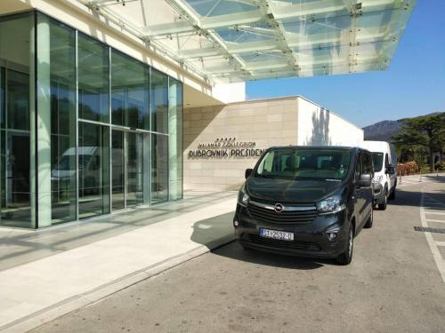 Opel Vivaro Van 8 people